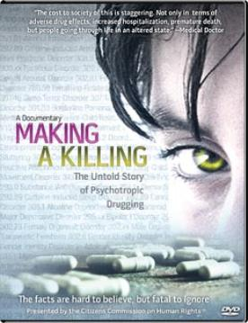 DvD Making a Killing the Untold Story of Psychotropic Druggings