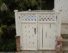 custom built gates